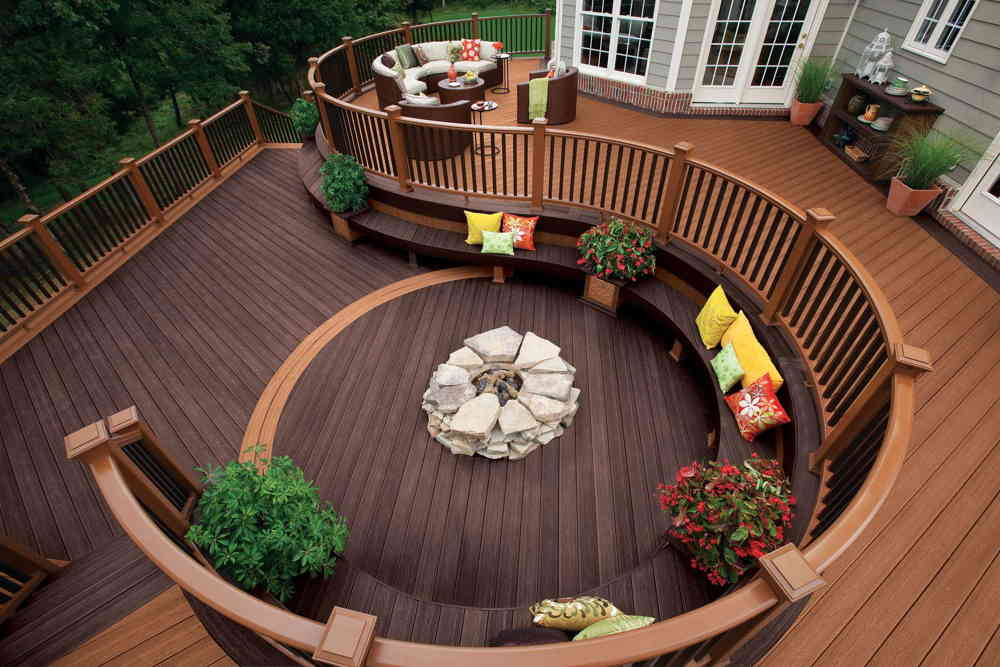 Installation And Maintenance Of Wooden Deck