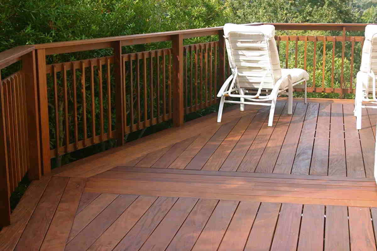 What Deck Woods Are On The Market?