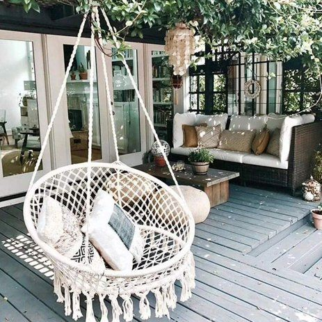 How To Make Deck More Cozy?
