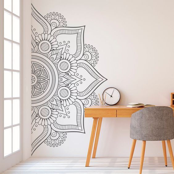How To Decorate The Wall With Stickers?