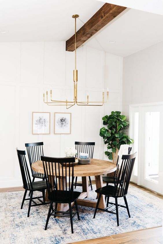 Dining Chairs Black