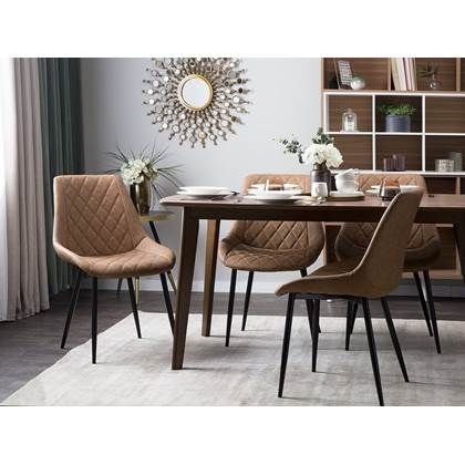 Dining Chairs Leather 3