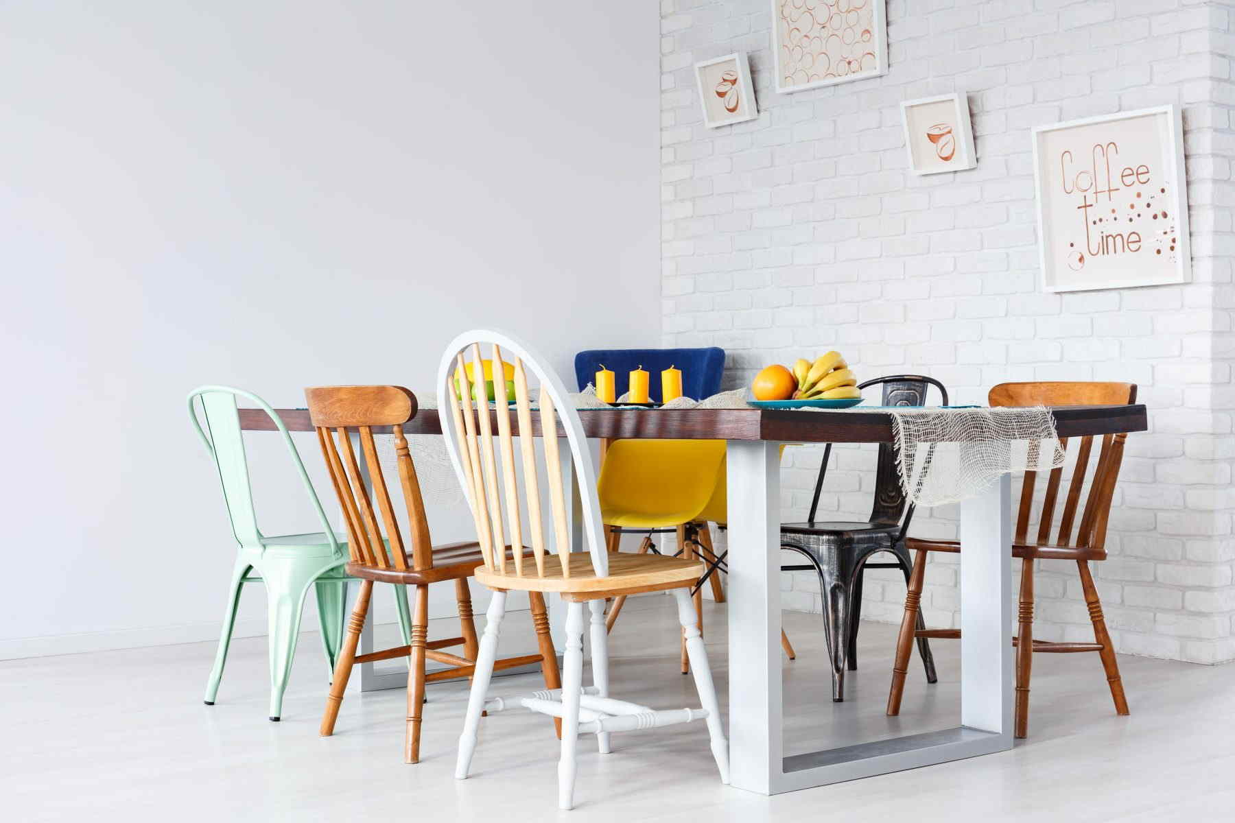 Tips For Buying Ideal Dining Chairs