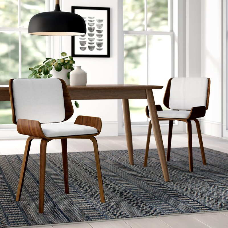 Dining Chairs White 3