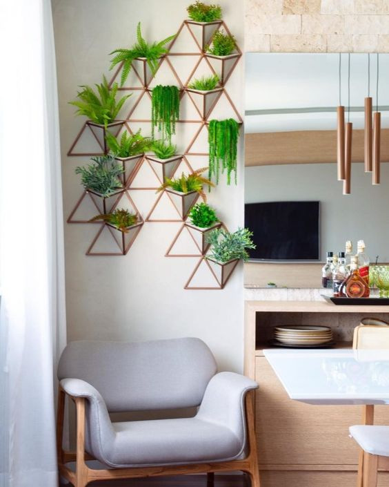 Diy Wall Decor Ideas With Green Walls