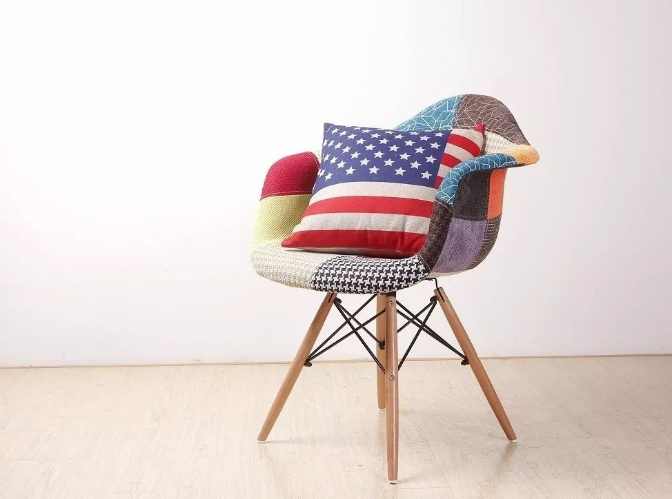 The Eames Chair With Arm
