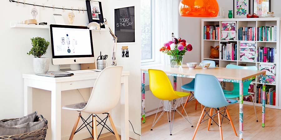 Eames Chair In Decoration