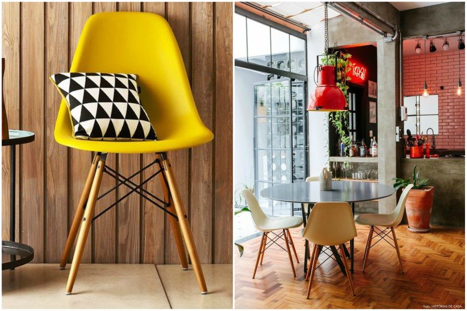 Eames Chair Dining 2