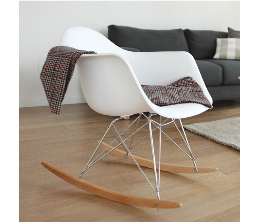 The Eames Rocking Chair