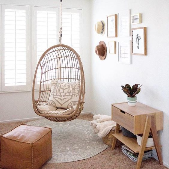 Egg Chair Hanging