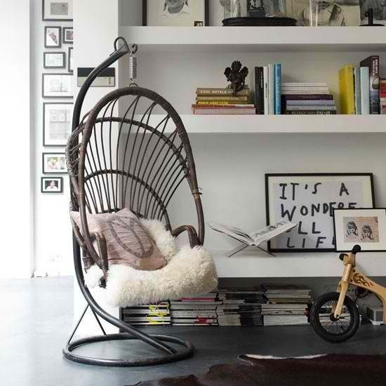 Egg Chair In Decoration