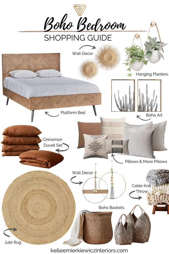farmhouse-decor-bed