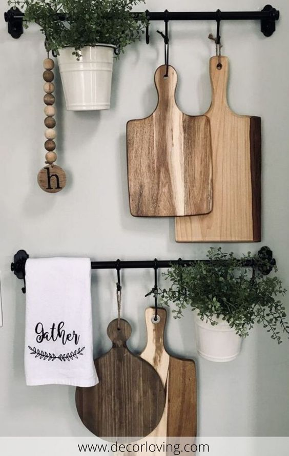 farmhouse-decor-kitchen-plants