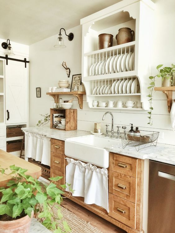 farmhouse-decor-kitchen-vintage