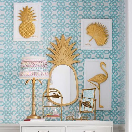 Main Trends in Flamingos Decoration