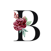 Flowers With B