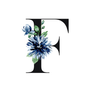 Flowers With F