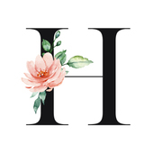 Flowers With H