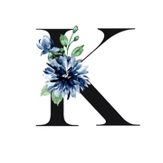 Flowers With K