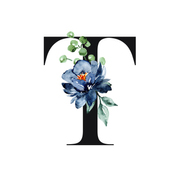Flowers With T