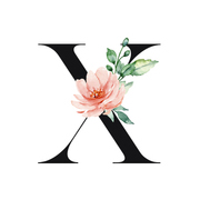 Flowers With X
