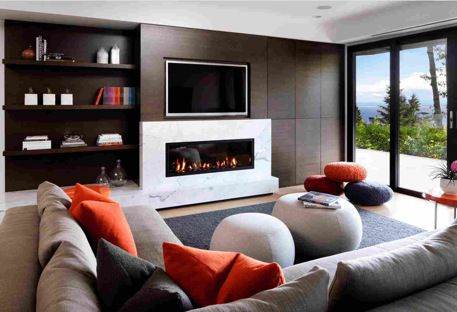 Home Decorating Styles In Contemporary