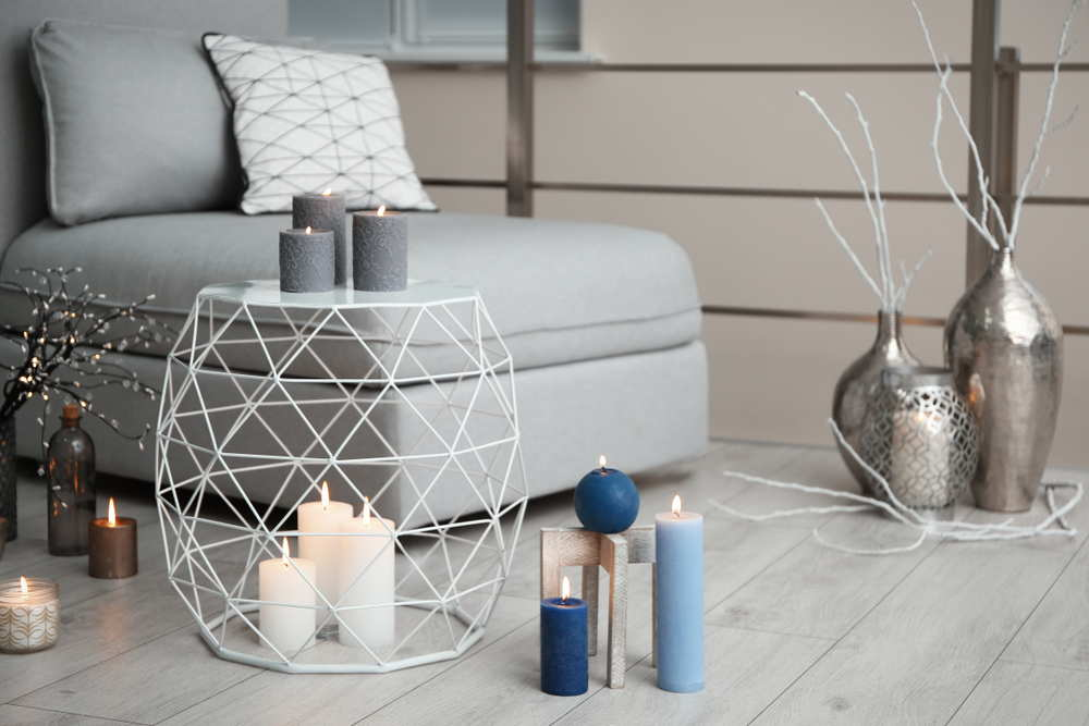 Home Decoration Ideas With The Candle