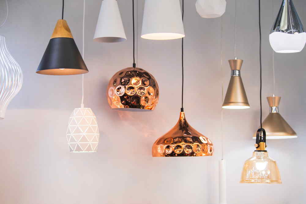 Home Decoration Ideas With Lamps And Fixtures