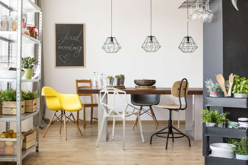 Home Decorating Styles in Industrial