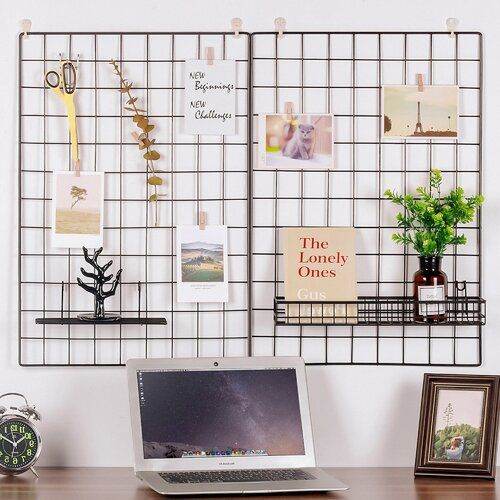 Home Office Crumpled Panel