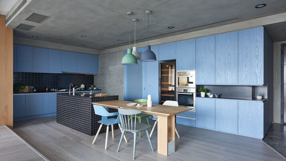 Kitchen Cabinets Colors 2