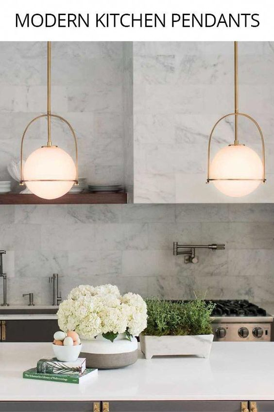 How To Choose Kitchen Lighting Pendant?