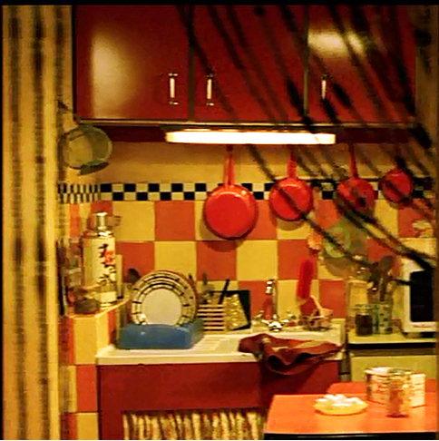 Kitchen Movie: The Fabuleux Destin d'Amélie Poulain
