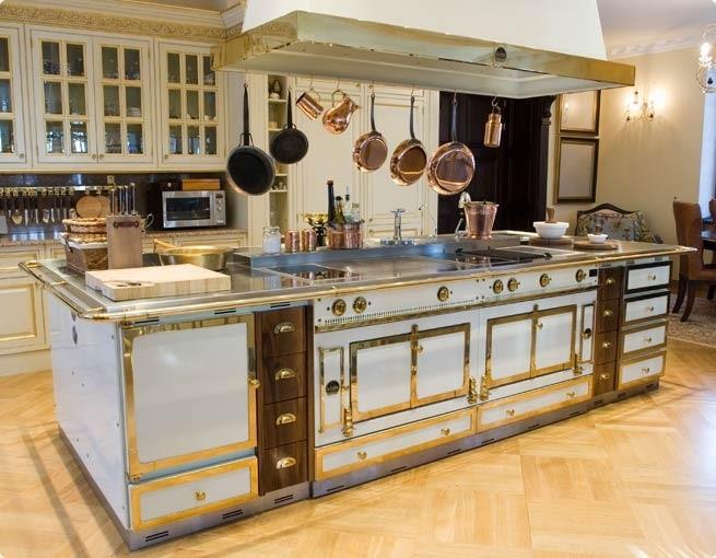 Kitchen Movie: The Ratatouille Movie Kitchen Stove 2