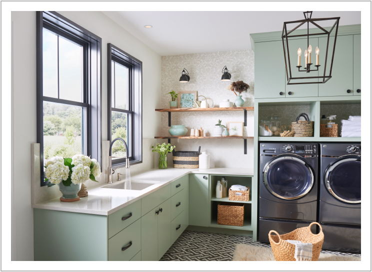 Laundry Room Ideas Decor With Colors