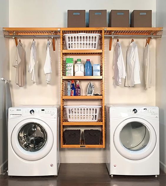 Laundry Room Ideas Decor Without Frills!