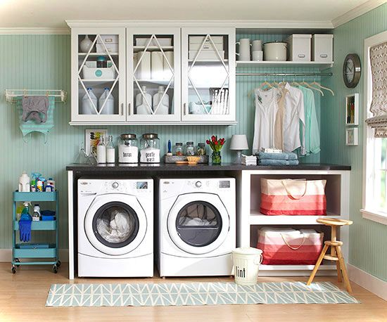 Laundry Room Ideas For Setting Up The Environment