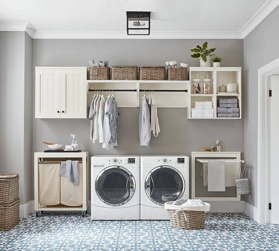 Laundry Room Ideas Remodel With Hiding And Seek