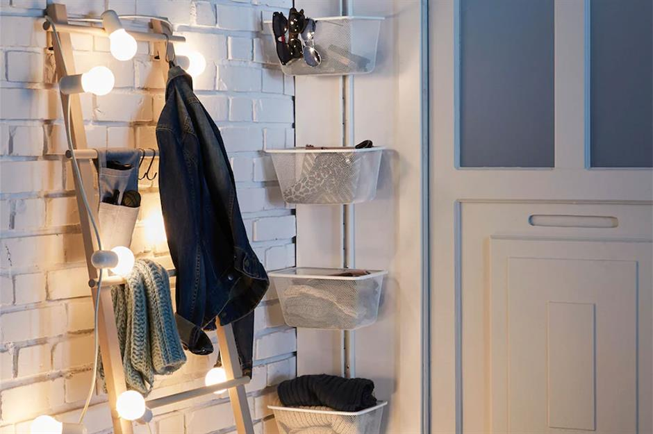 How to Organize Simply Laundry Room Ideas Small With Hooks And Nails By Utensils