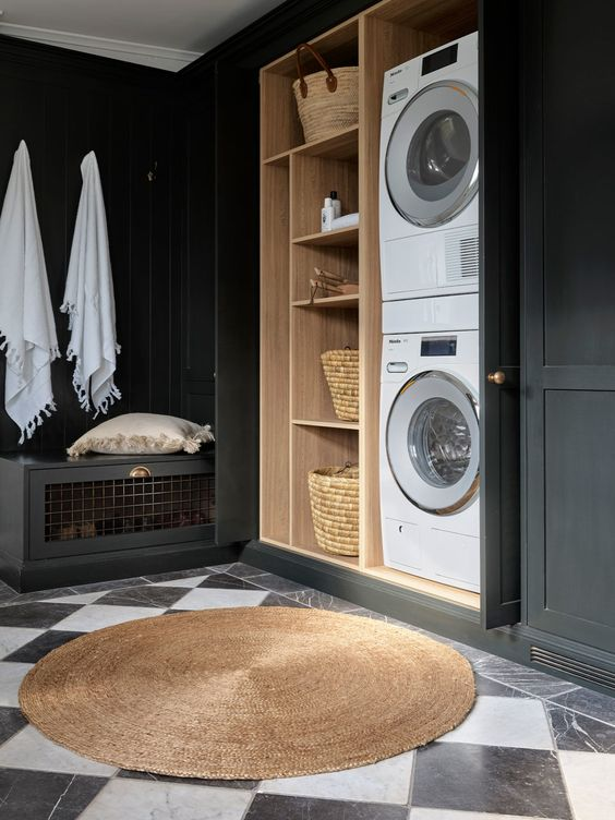 Laundry Room Ideas Small With Items You Can't-Miss