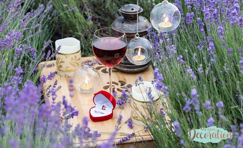 Lavender In The Marriage