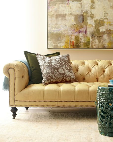 Why Should You Choose A Leather Sofa?