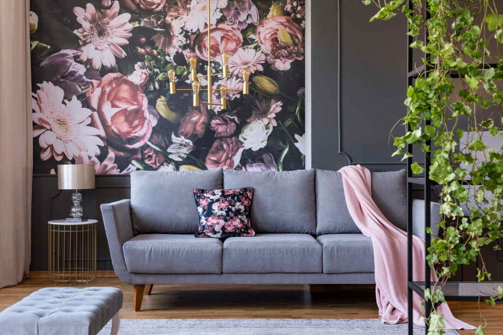Living Room Ideas Decor By Set the Color of the Walls