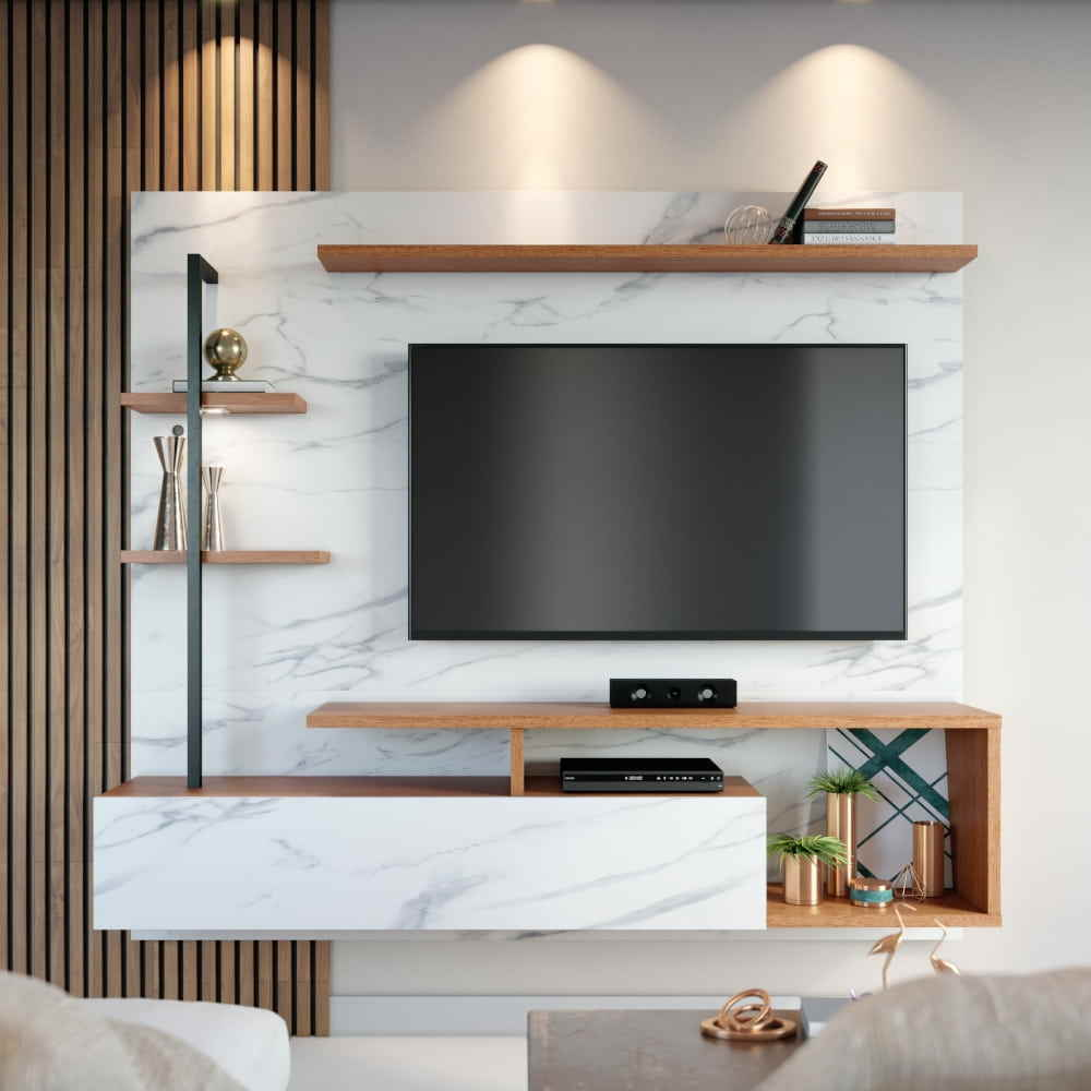 Small Living Room Ideas With TV Panel Is The Best Choice