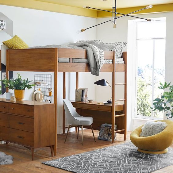 How to Choose the Best Configuration and Room With a Loft Bed