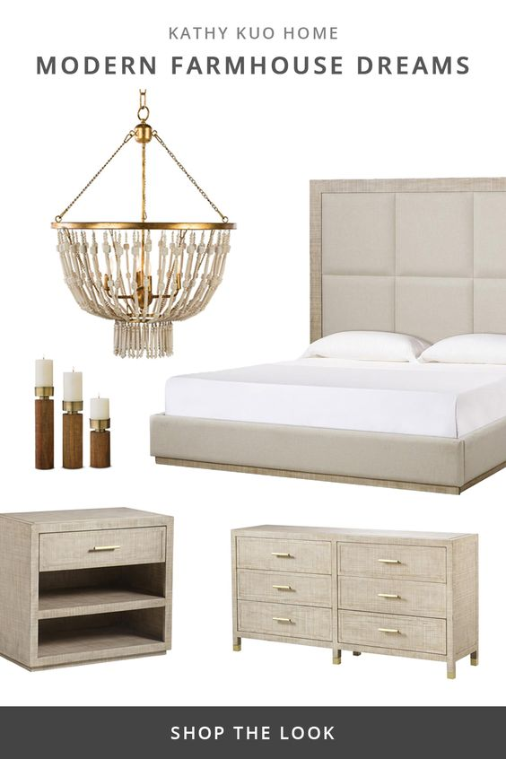 The Charm Of Modern Bedrooms Furniture 2