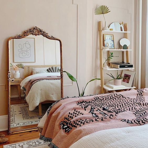 Modern Bedrooms Ideas In Retro And Vintage
