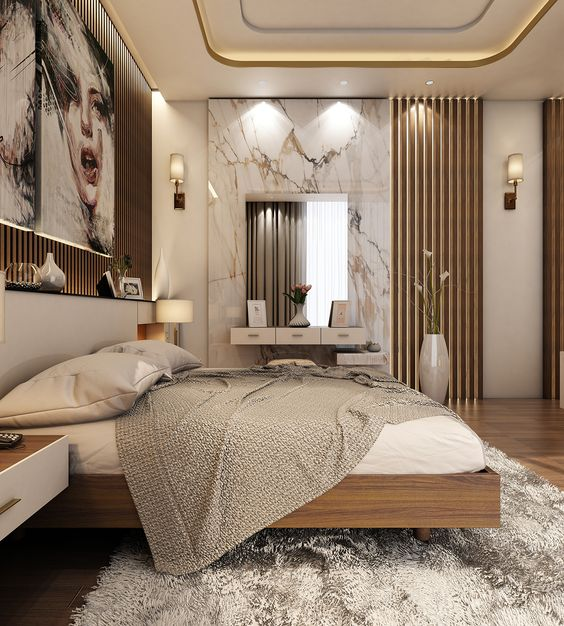Modern Double Rooms