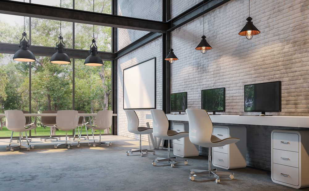 Office Furniture Industrial Style