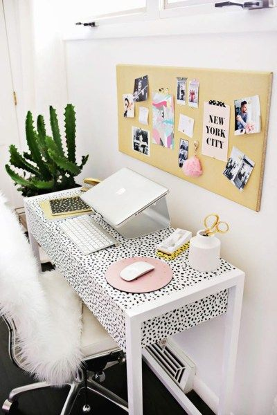 Desk Decorating Tips
